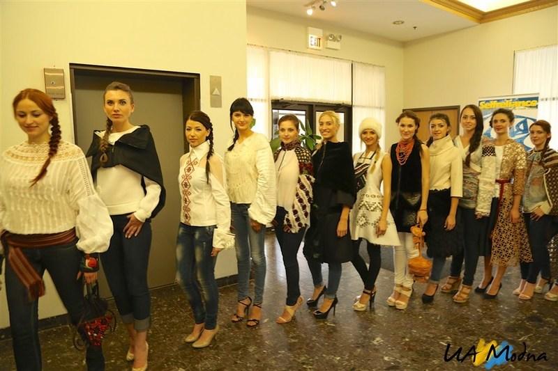 Українська вишиванка - вчора і сьогодні...
