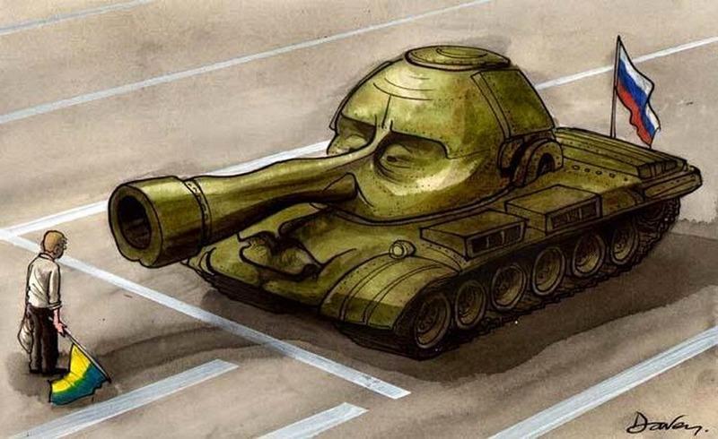 «Мовчати, смерди». Після поїздки в Україну, навіяло - російський блогер