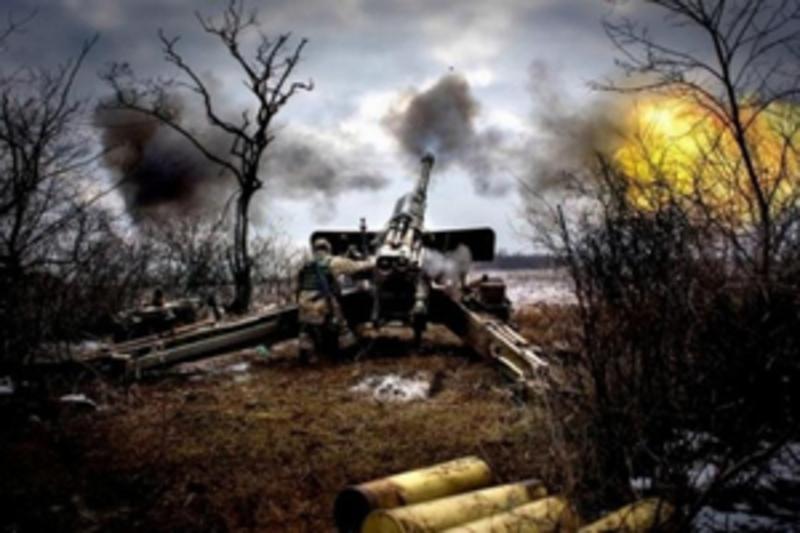 Як сили АТО використали наступ терористів в Авдіївці
