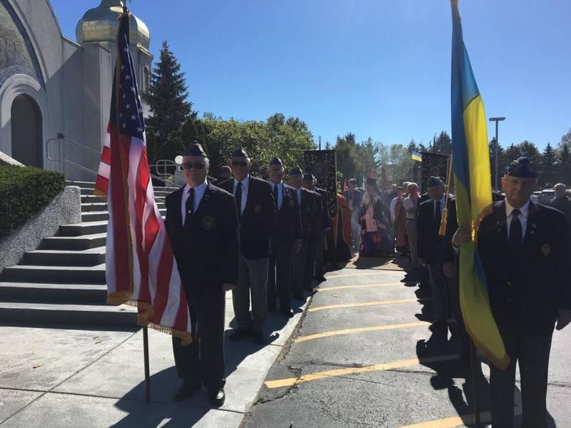 Українці  Чикаґо відзначили День захисника України та 75-річчя УПА