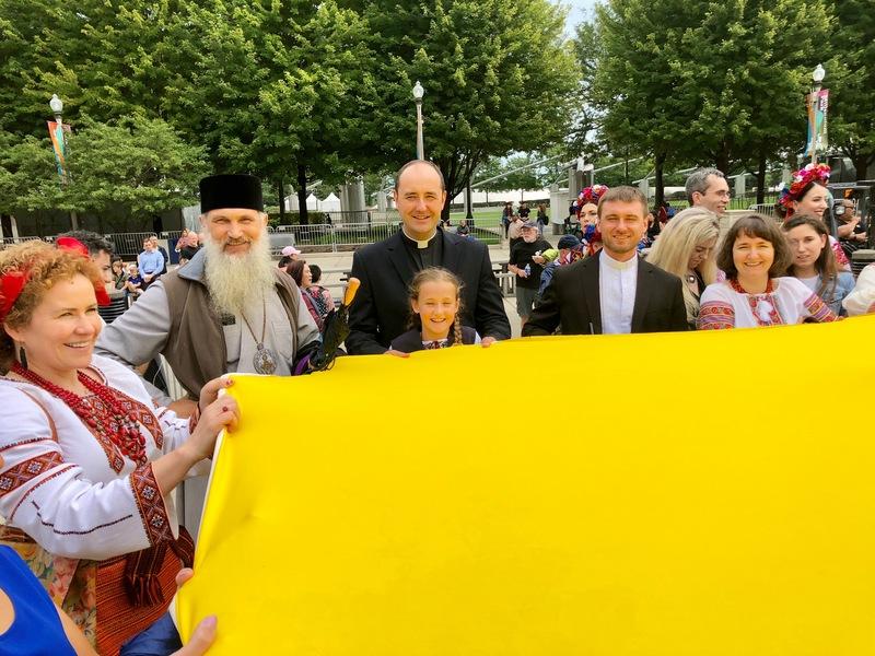 Піднято Державний Прапор України у Чикаґо!