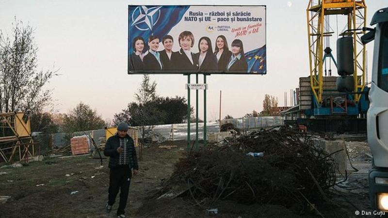 Вибори в Молдові: геополітика замість політики