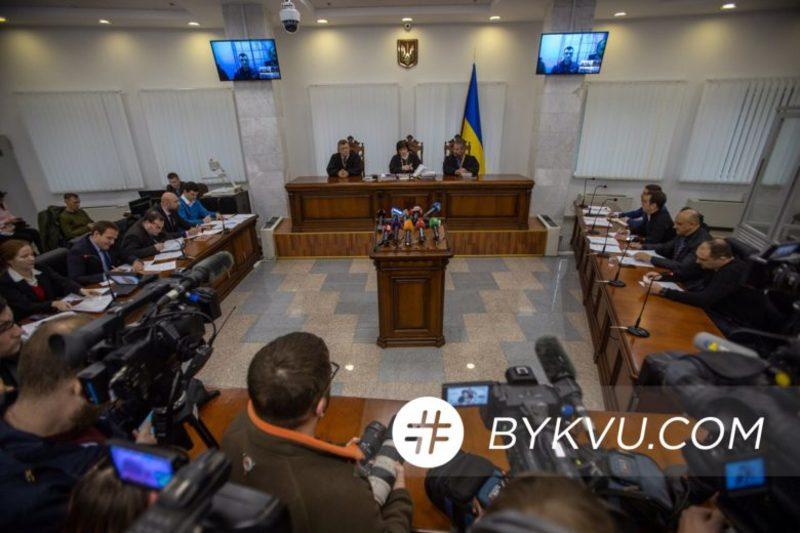 Розстріл Майдану: як за пів року до вироку справу розвалюють для обміну з Путіним