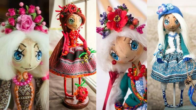 Стильні українські Барбі від київської майстрині (ФОТО)