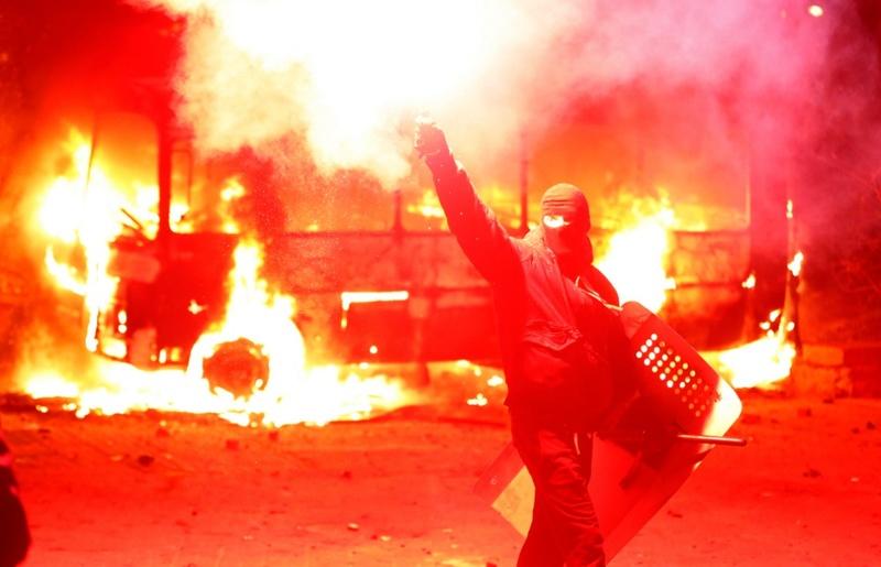 Найкращі фотографії з Майдану