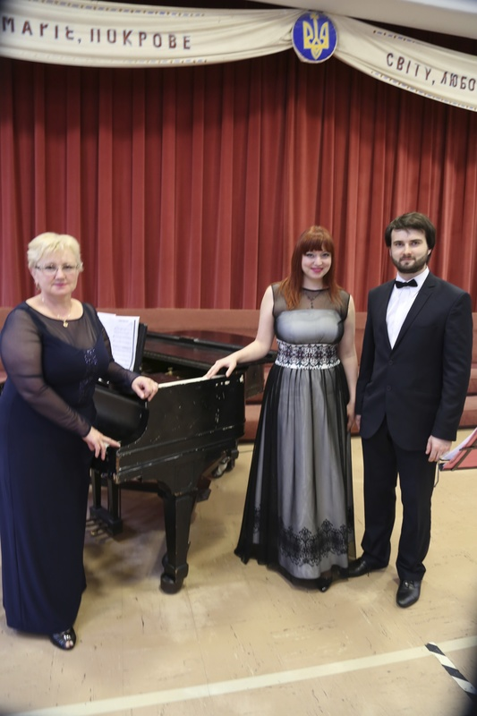 Концерт Ольги Яловенко у Чикаґо