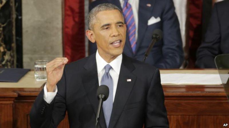 Звернення Обами: Можливості для американців та розумне лідерство США у світі
