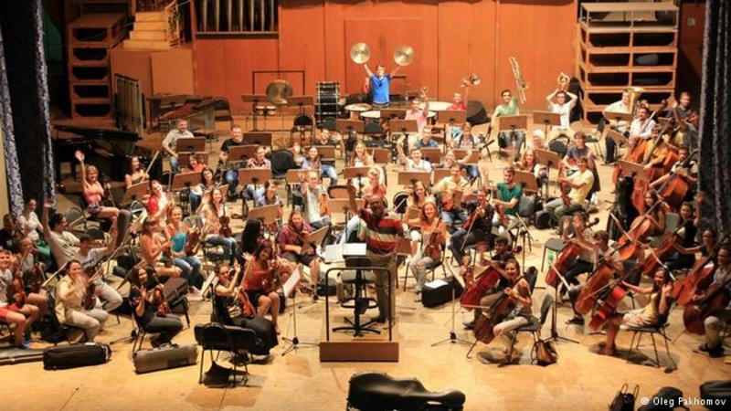 Українці візьмуть участь у музичному фестивалі Young Euro Classic