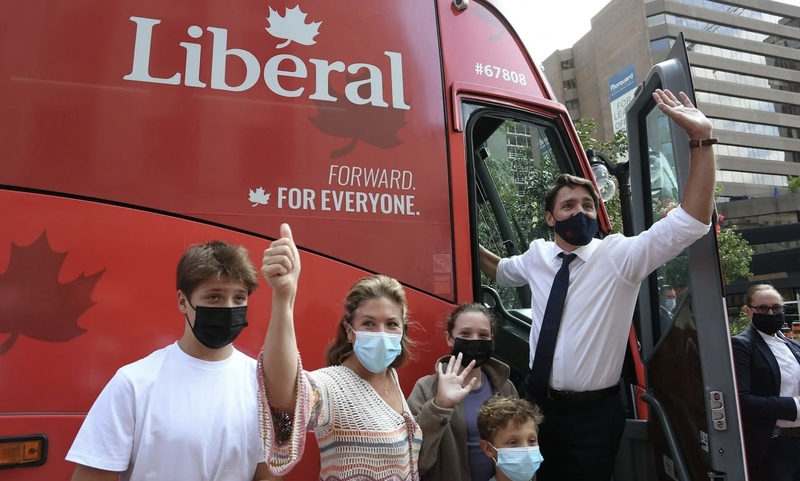 Навіщо Канада пішла на дострокові вибори