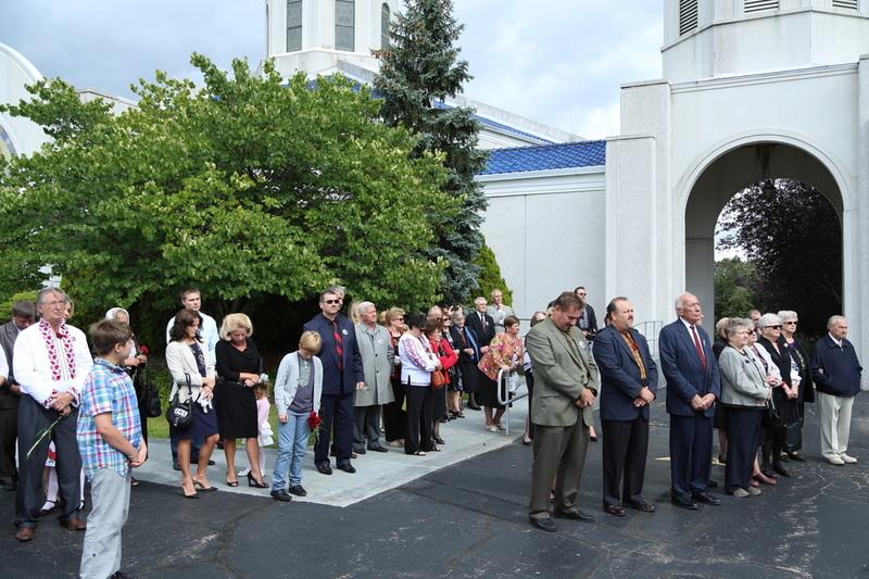 Вшанування пам'яти жертв Голодомору у Блумінґдейл