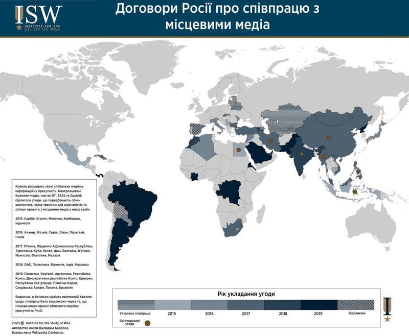 Про зростання впливу медіконгломерату Кремля
