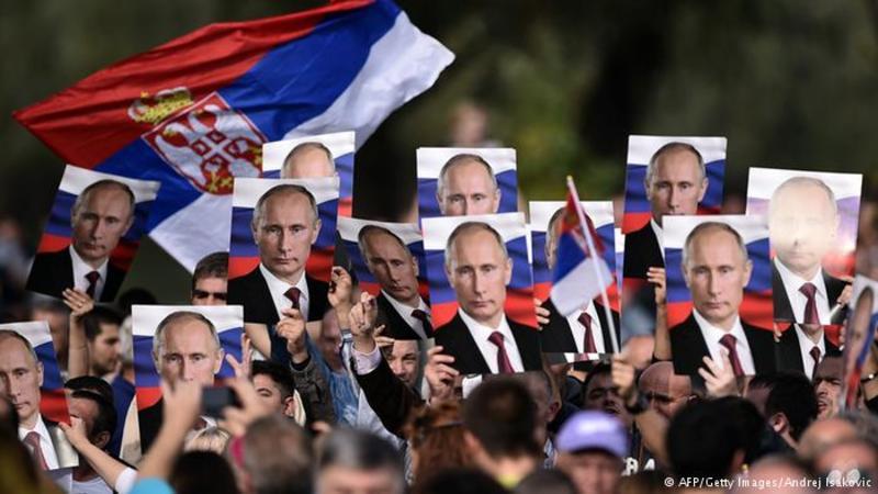 Аналітика: Російський наступ на Балканах