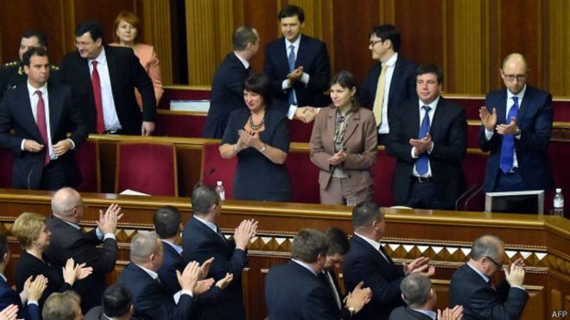 """Новий уряд України: """"гарвардські хлопчики"""" та іноземці"""