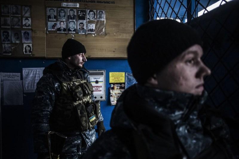 Країна поранених солдатів