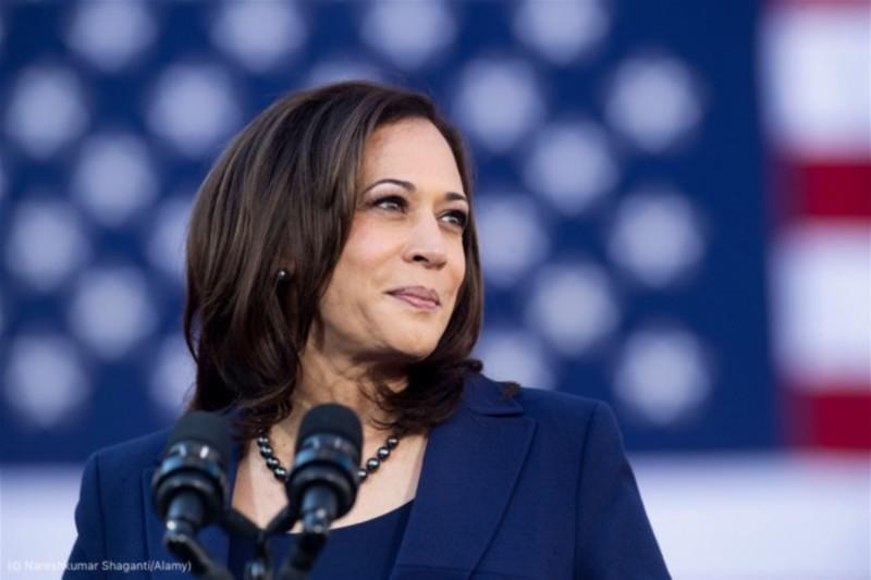 Камала Гарріс — віцепрезидент США