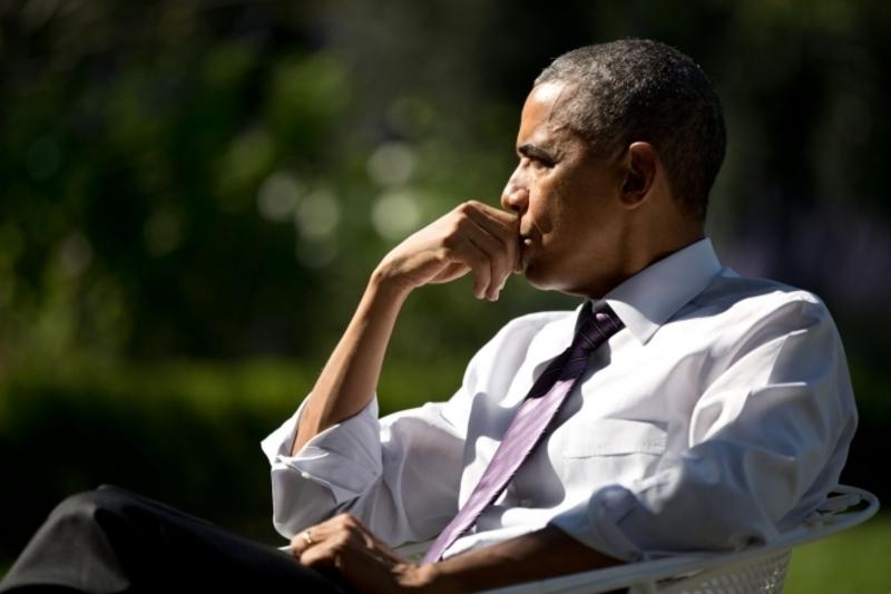 2014 рік для Обами (фото)