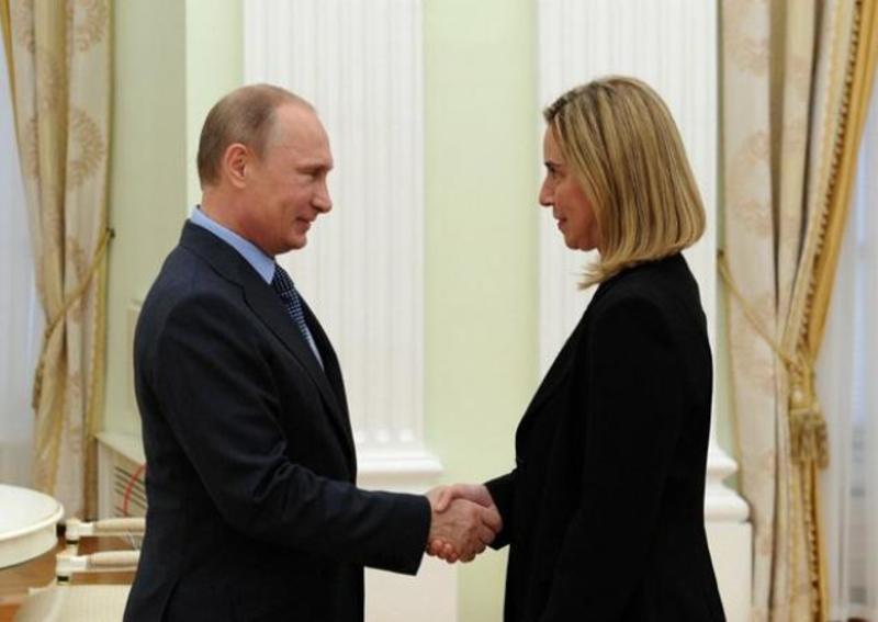 Нова політика Брюсселя щодо Кремля або Італійські подарунки агресору