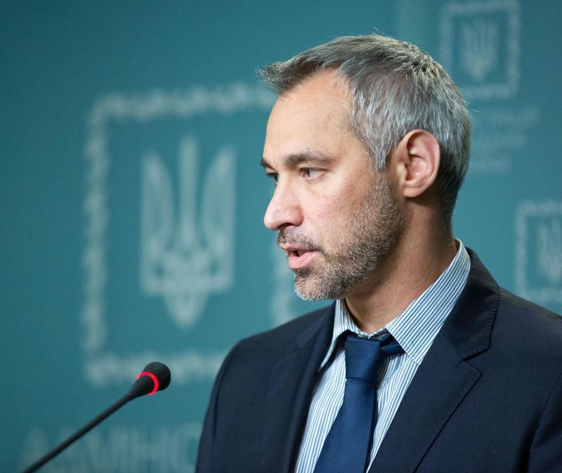 Перевірка не виявила порушень з боку сина Байдена – Рябошапка