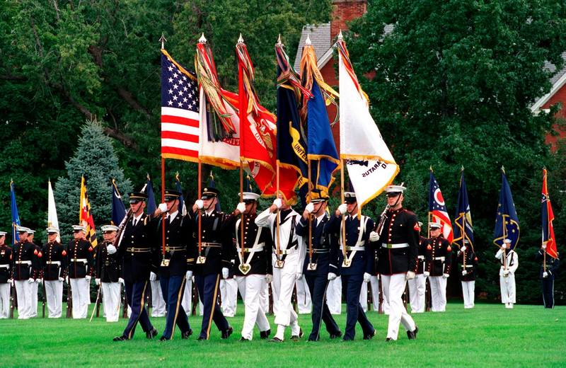 Як стати офіцером Збройних Сил США