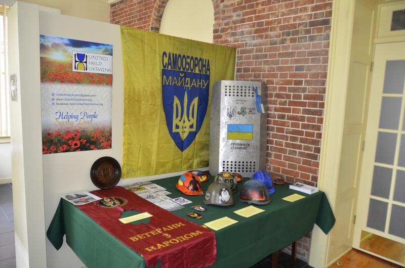 Українська діаспора США допомагає Україні