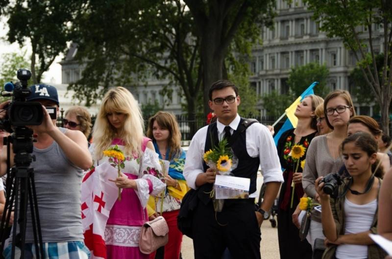 Як 17-річний юнак став лобістом українського закону в Конгресі