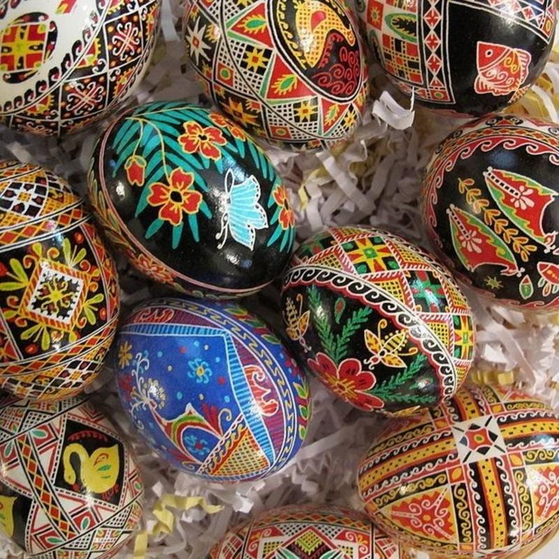Ukrainian Easter eggstravaganza rolls into Tremont (photos)