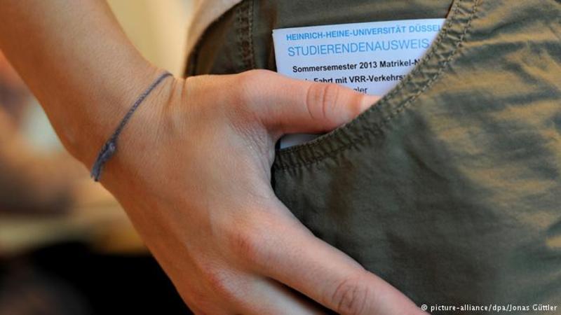 Плату за першу вищу освіту в німецьких вишах скасовано, АЛЕ ...