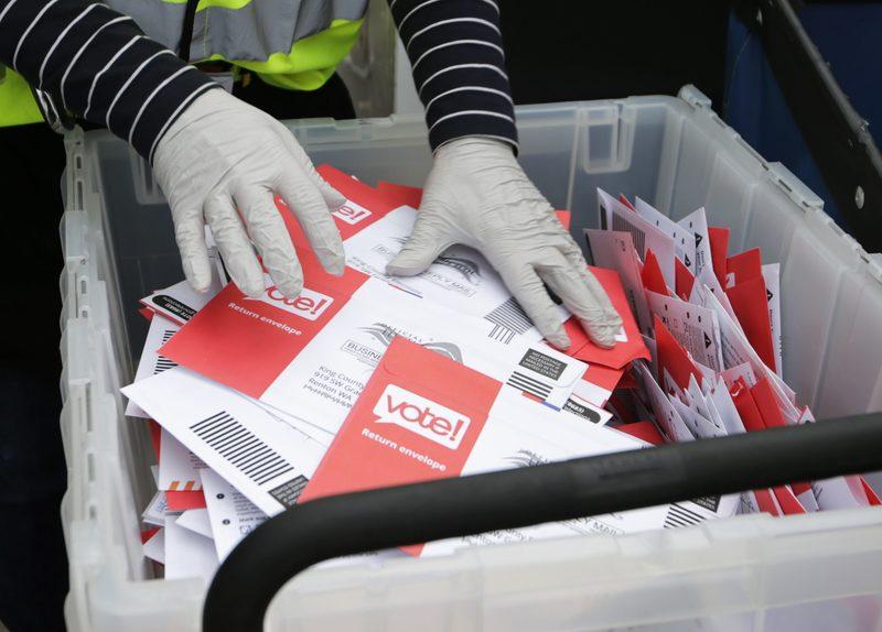 Вибори США: як відправити свій голос поштою в Іллінойсі