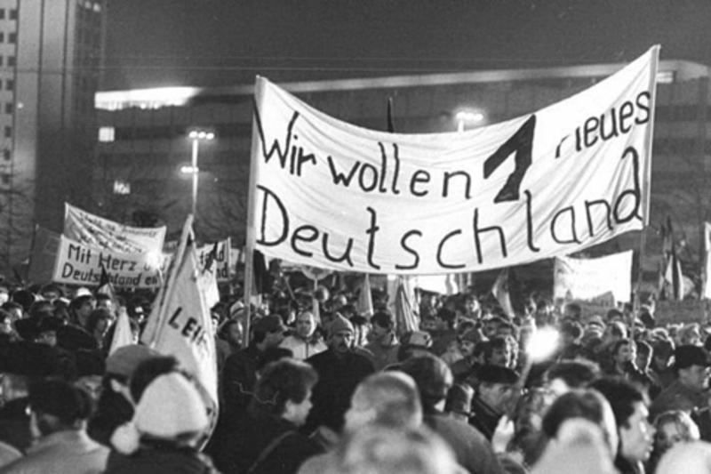 Два світи. До 25-річчя падіння Берлінської стіни.