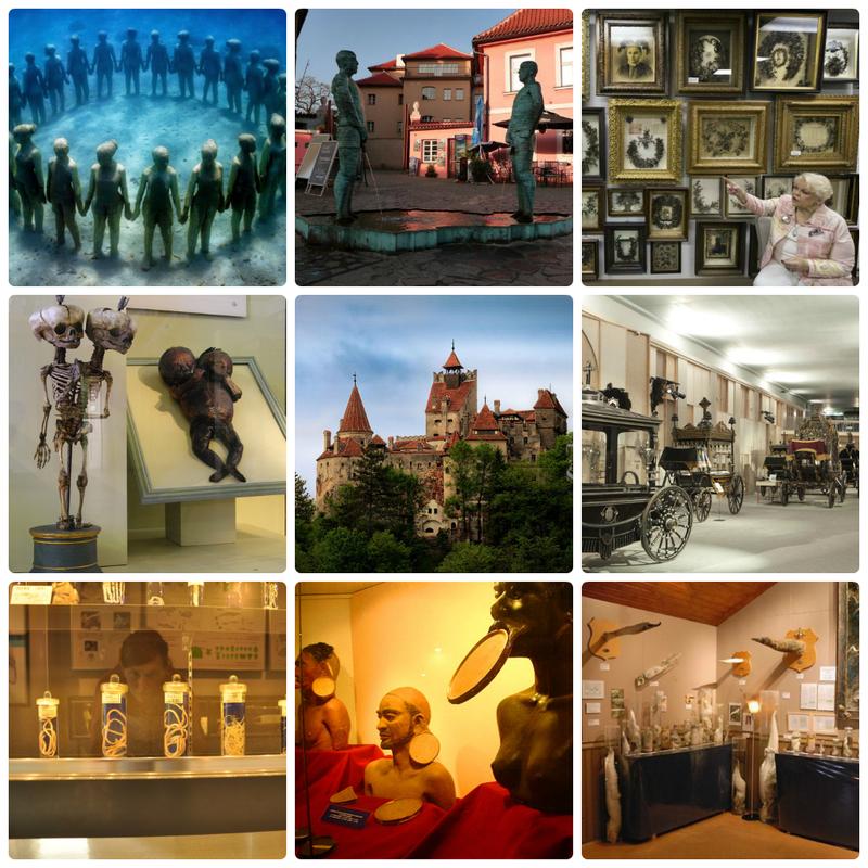 14 найбільш незвичайних музеїв у світі, які варто побачити