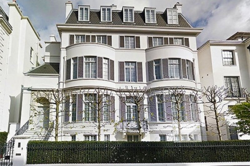 One of the Most Expensive Homes in the World belongs to daughter of former Ukrainian President