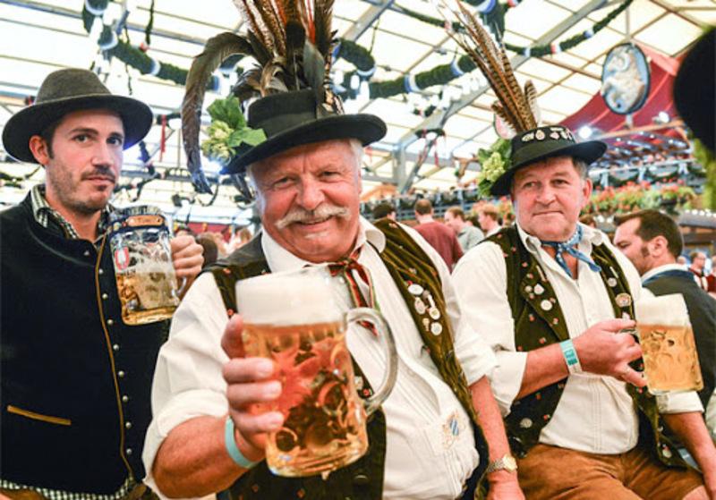 Цікаві факти про Октоберфест: 210 років пивному фестивалю