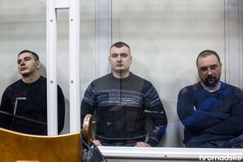 Суд відпустив з-під варти ексберкутівців, обвинувачених у розстрілах на Майдані