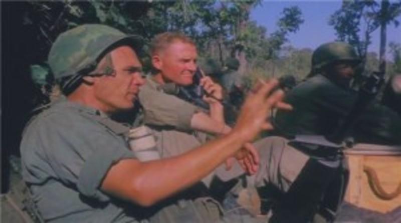 """Мирон Дідурик – """"Лютий козак"""" з армії США"""
