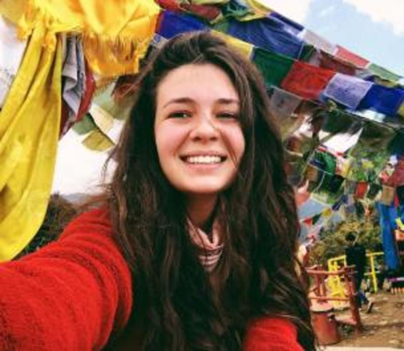Українка розповіла про подорожі у 40 країн