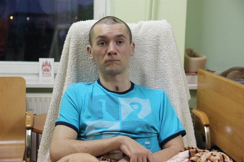 Герой України потребує допомоги української громади Чикаго