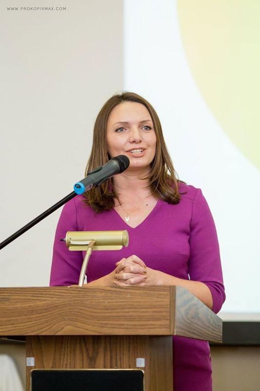 """Мирослава Ґонґадзе: """"Україна постала на мапі світу через кров та величезні жертви"""""""