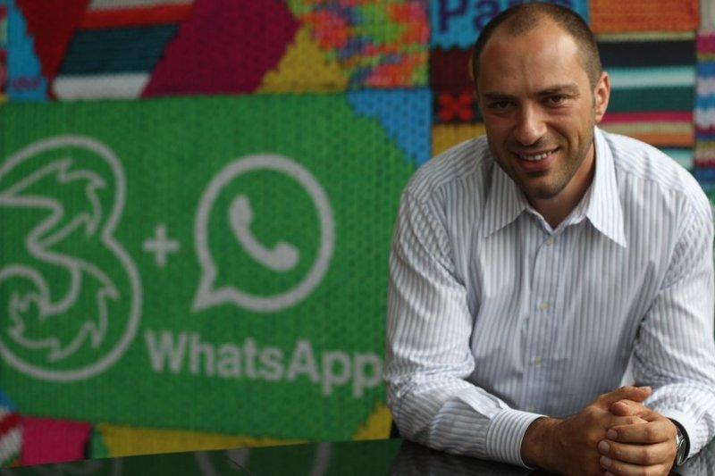 Як хлопець з українського села став мільярдером: історія успіху засновника WhatsApp