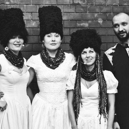 DakhaBrakha in Chicago