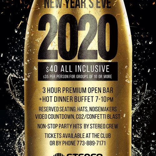 Новий рік у Stereo NightClub