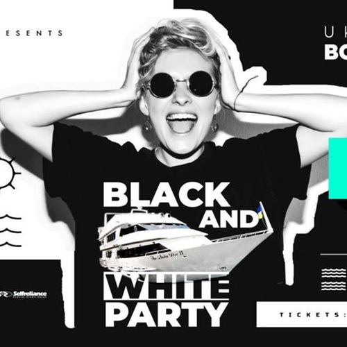 Ukrainian Boat Party #3 by MoLoKo | Black & White Party