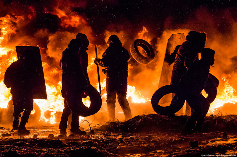 В Інтернеті з'явився новий фільм про події Євромайдану (відео)