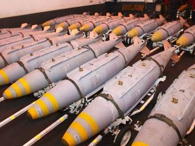 У США схвалили продаж зброї Ізраїлю на 735 млн доларів