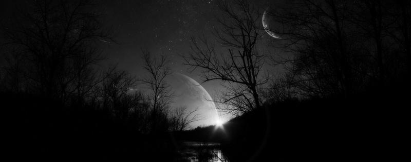 """Над Землею зійде """"чорний місяць"""""""