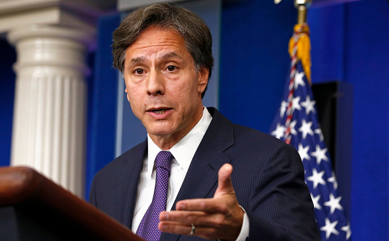 Блінкен: США продовжать надавати гуманітарну допомогу Афганістану