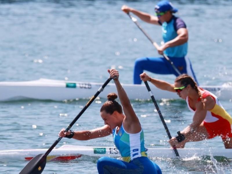 Олімпіада-2020: українська веслувальниця вийшла у півфінал