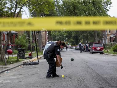 У 2021 у Чикаго вже відбулося більше вбивств і перестрілок, ніж за весь 2019