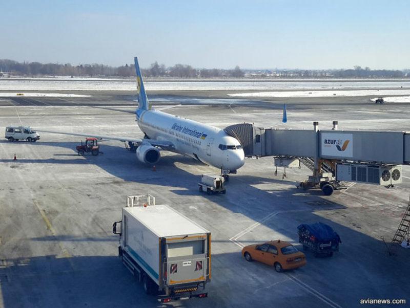 МАУ відновить рейси Київ-Нью-Йорк до кінця року