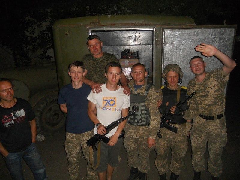 Українські волонтери просять діаспору про допомогу!