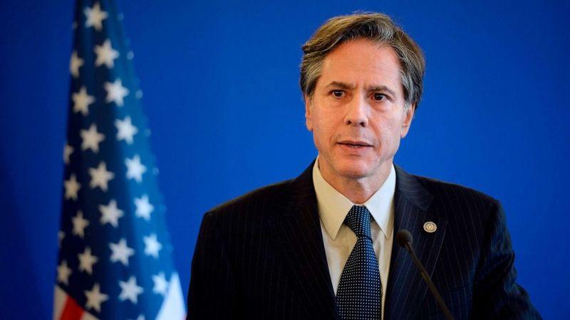 Блінкен: адміністрація не підтримує покращення відносин з Сирією